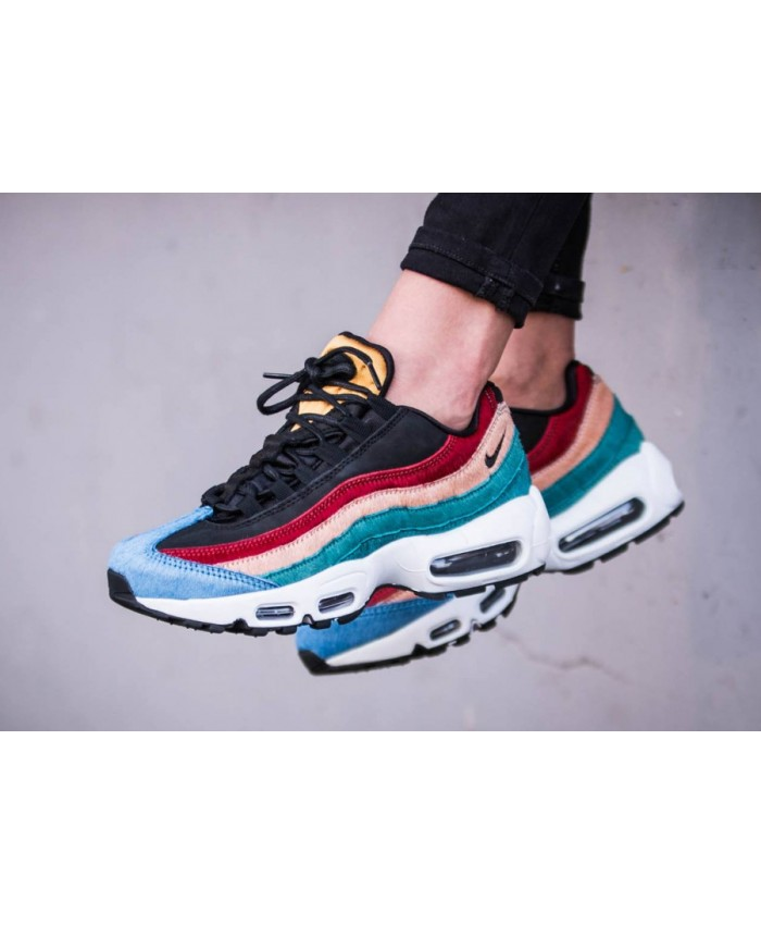 Chaussures Nike Air Max 95 Premium Multicolore