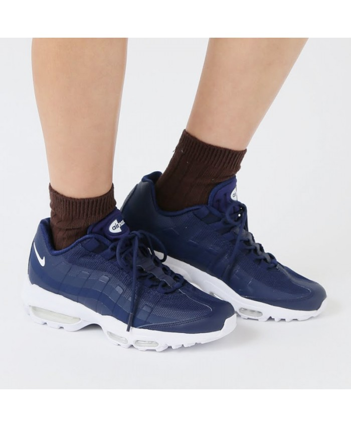Chaussures Nike Air Max 95 Ultra Essential Bleu
