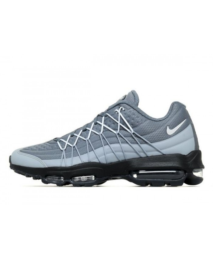 Chaussures Nike Air Max 95 Ultra SE Gris