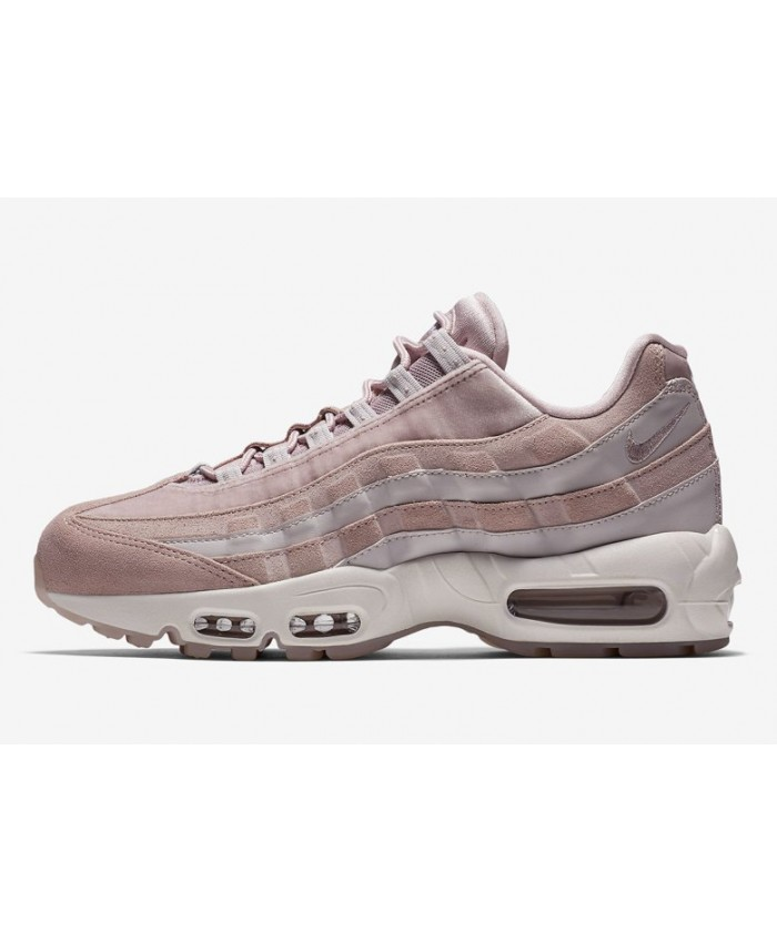 Femme Nike Air Max 95 Deluxe Particle Rose