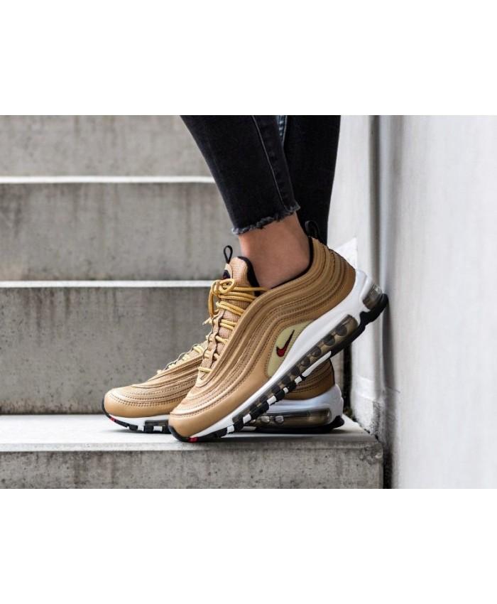 Femme Nike Air Max 97 Or