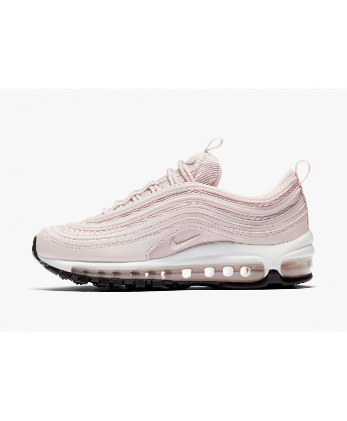 new styles 9fcac be59c ... netherlands femme nike air max 97 rose et blanc 42d97 689b6 ...