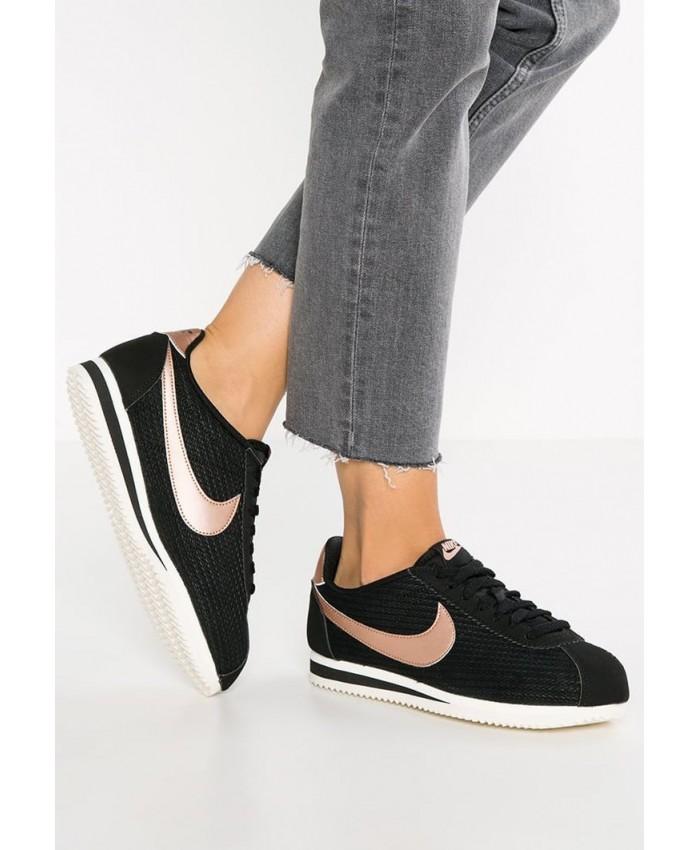 Femme Nike Classic Cortez Noir Rose Gold