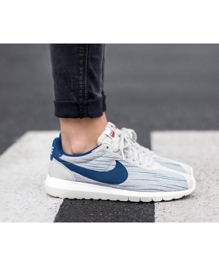 Femme Nike Roshe LD-1000 Light Bone Bleu