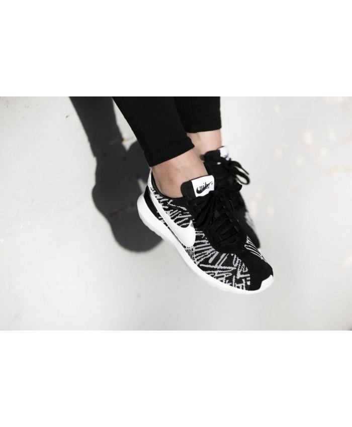 Femme Nike Roshe LD-1000 Noir Blanc