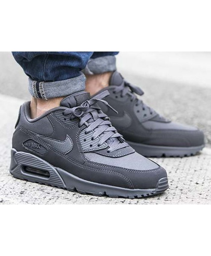 Homme Nike Air Max 90 Essential Gris