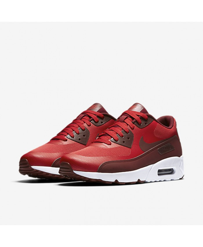 Homme Nike Air Max 90 Ultra 2.0 Essential Rouge Rouge