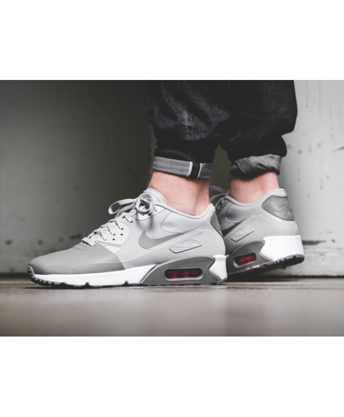 Homme Nike Air Max 90 Ultra 2.0 SE Gris