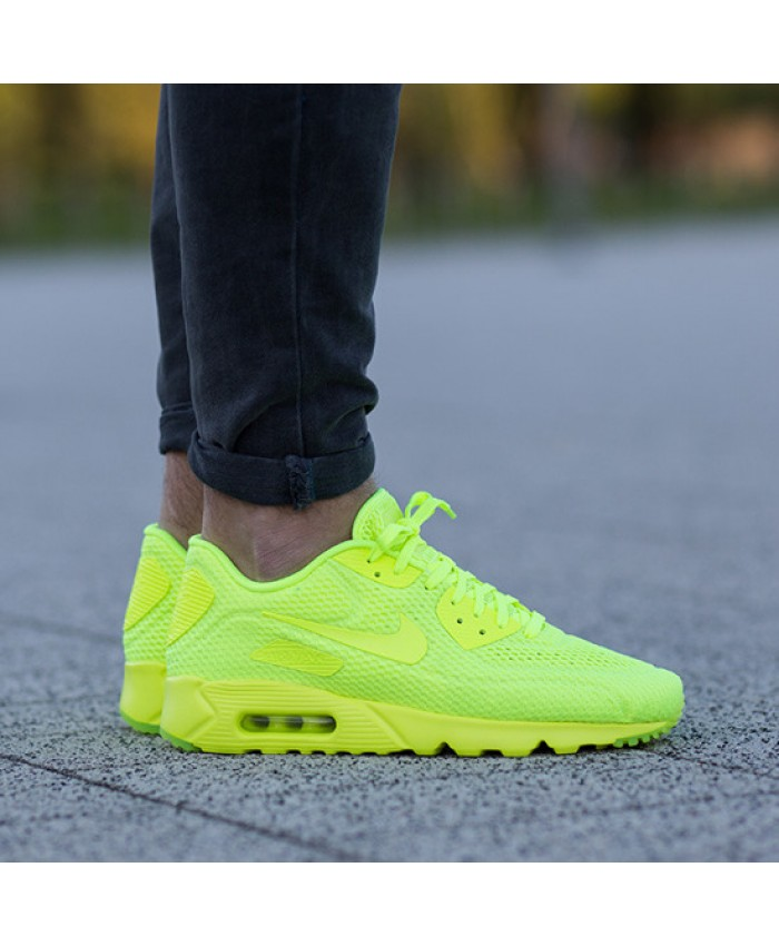 Homme Nike Air Max 90 Ultra Breathe Vert
