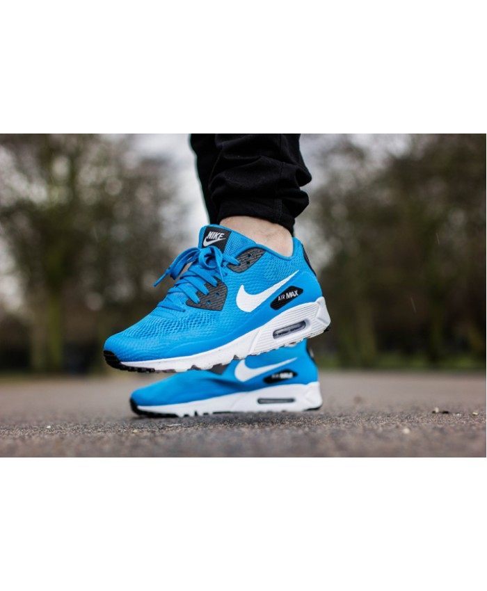 Homme Nike Air Max 90 Ultra Essential Bleu