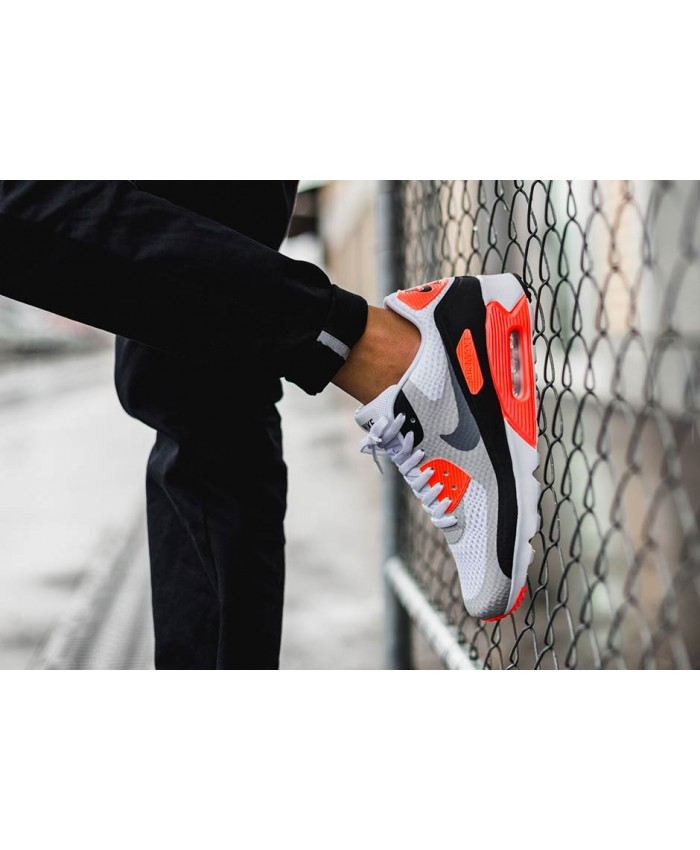 Homme Nike Air Max 90 Ultra Essential InfraRouge