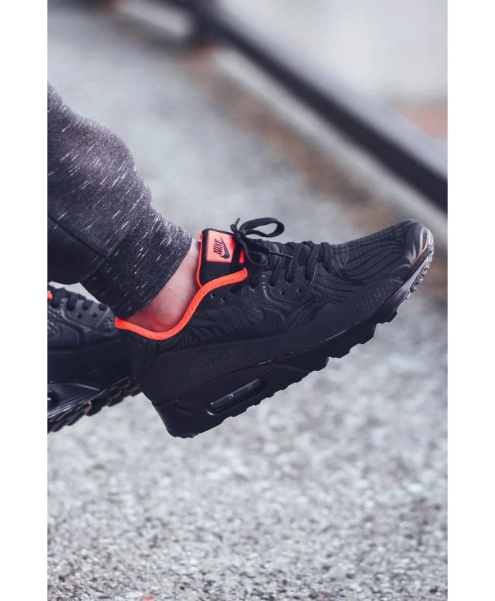 Homme Nike Air Max 90 Ultra Moire FB Noir