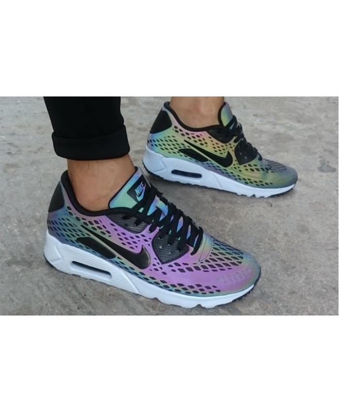 Homme Nike Air Max 90 Ultra Moire Holographique