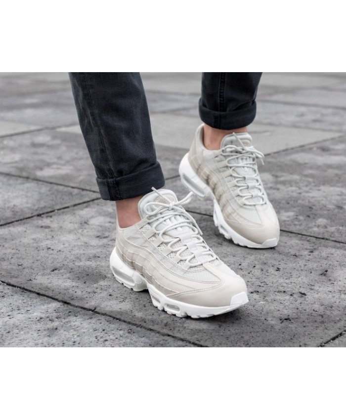 Homme Nike Air Max 95 Essential Pale Gris