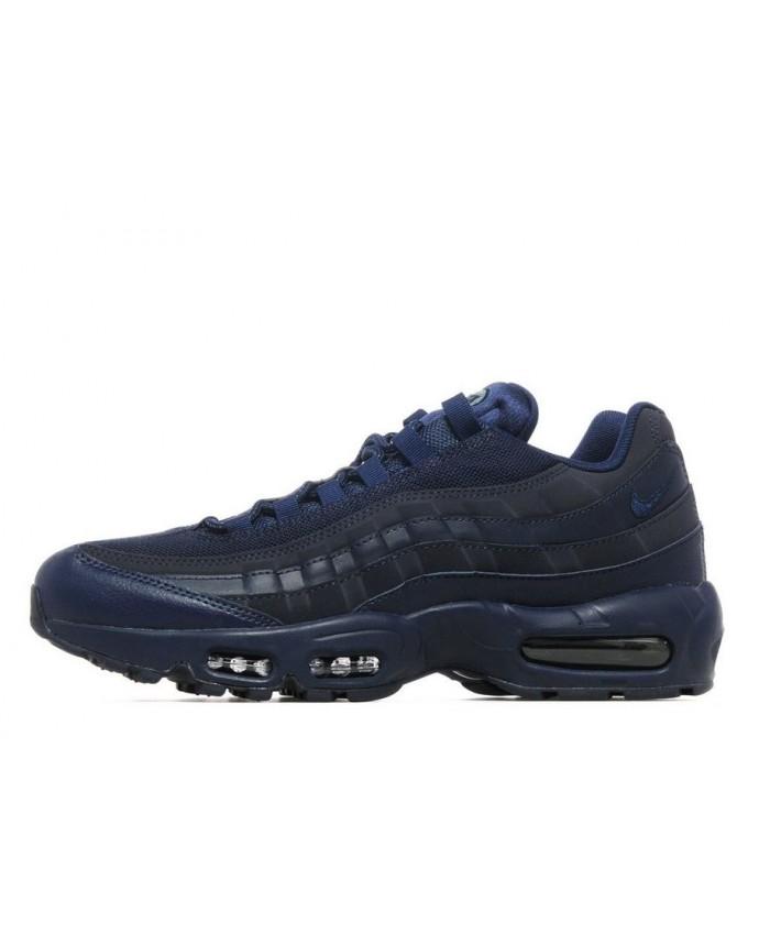 Homme Nike Air Max 95 Tout Bleu