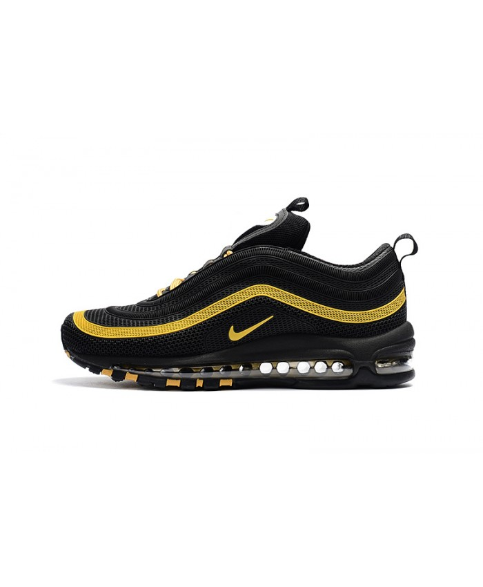 Homme Nike Air Max 97 KPU Noir Or