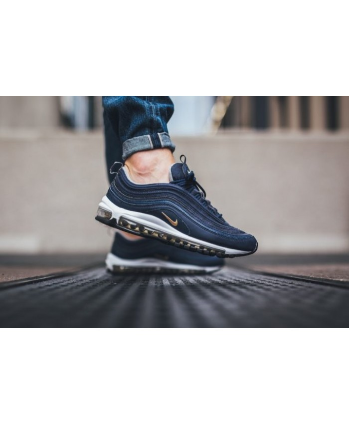 Homme Nike Air Max 97 Midnight Navy