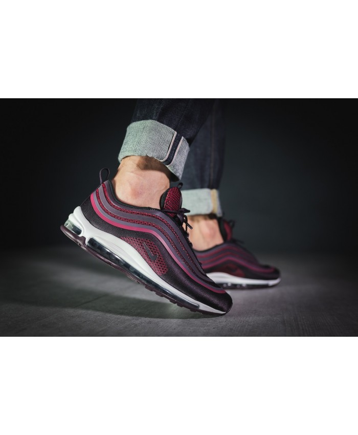 Homme Nike Air Max 97 Ultra 17 Rouge