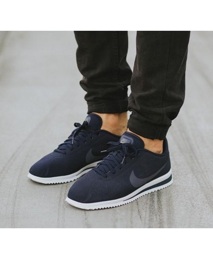 Homme Nike Cortez Ultra Moire Bleu