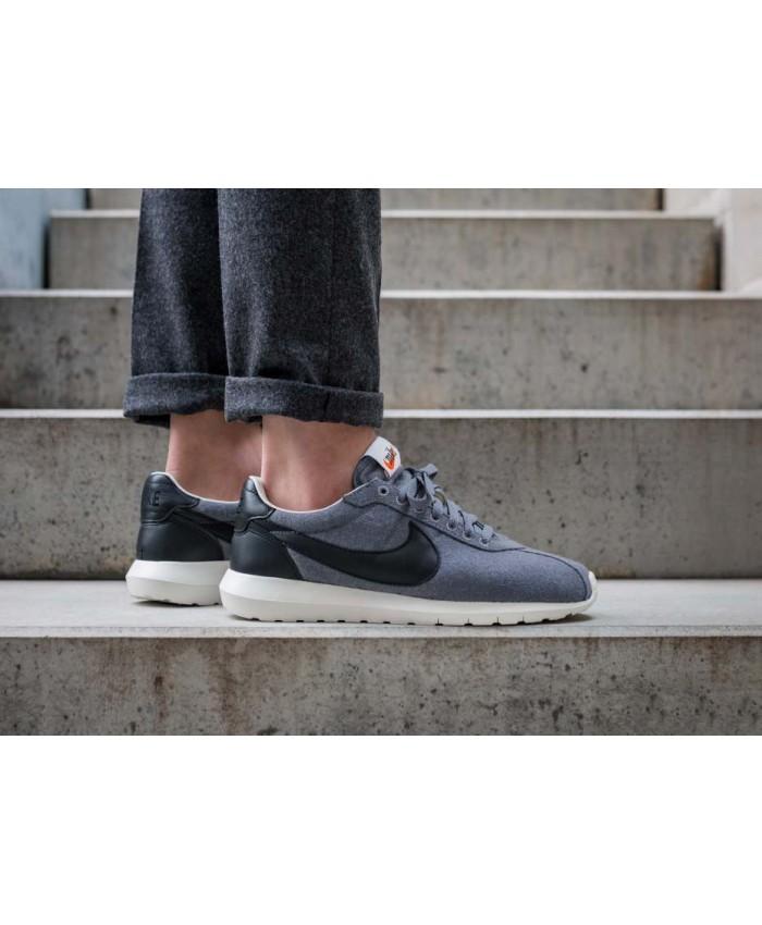 Homme Nike Roshe LD-1000 Gris Noir