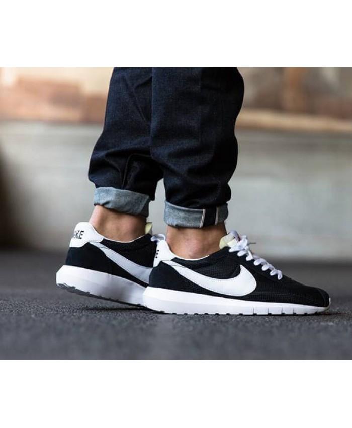 Homme Nike Roshe LD-1000 Noir Blanc