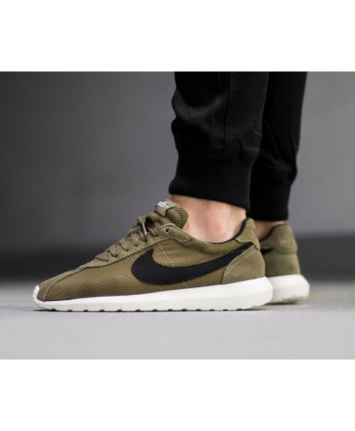 Homme Nike Roshe LD-1000 Olive