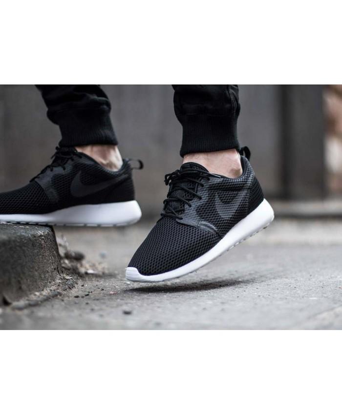 Homme Nike Roshe One Hyper Breathe Noir