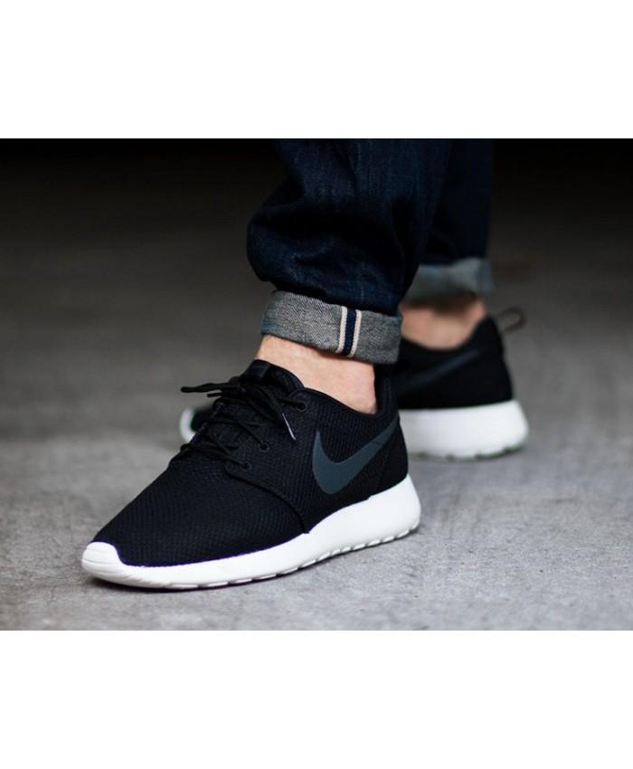 Homme Nike Roshe One Noir Anthracite