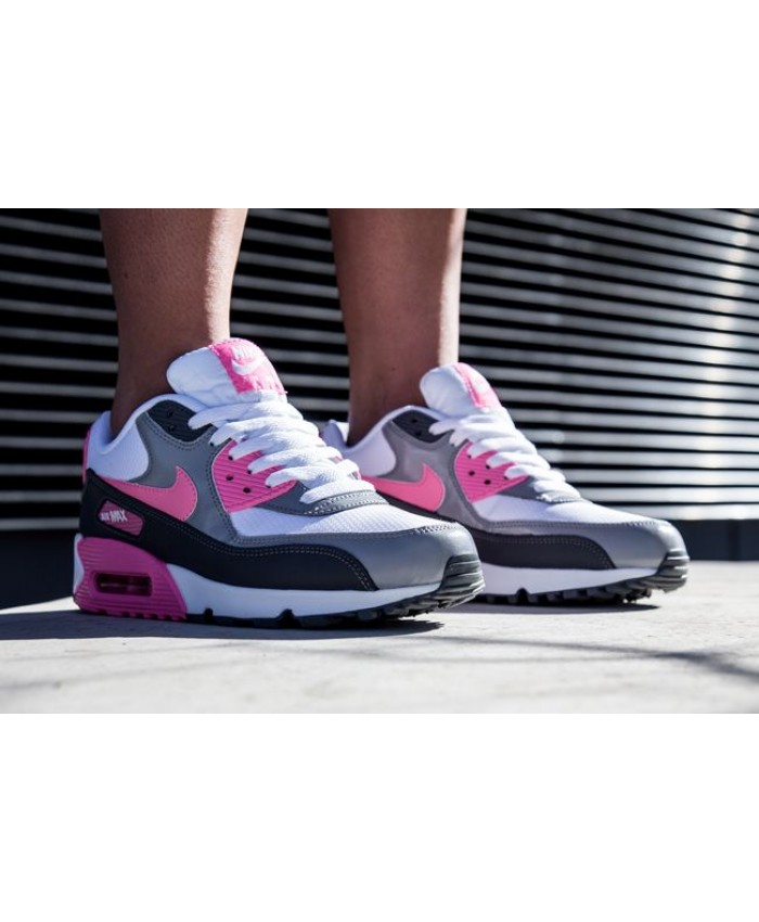 Nike Air Max 90 Essential Gris Rose