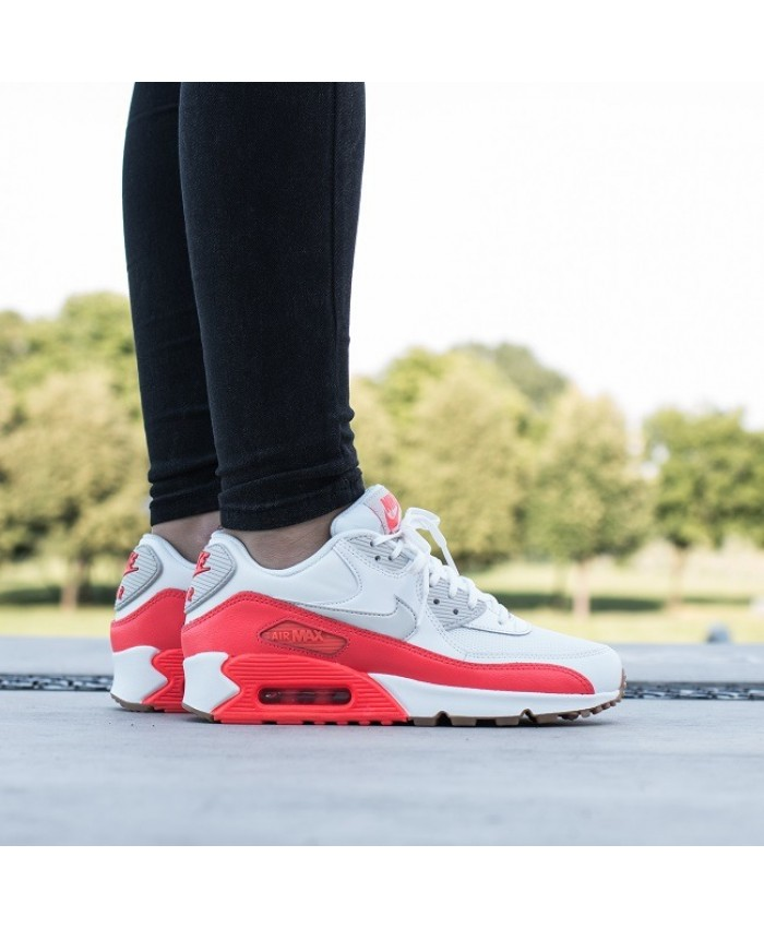 Nike Air Max 90 Essential Rouge Blanc