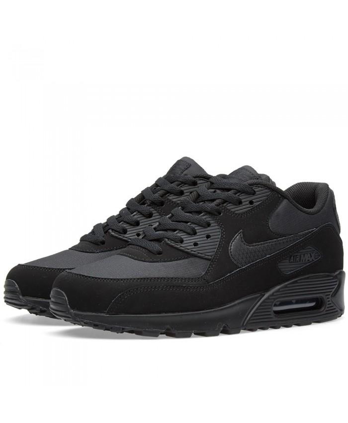 Nike Air Max 90 Essential Tout Noir