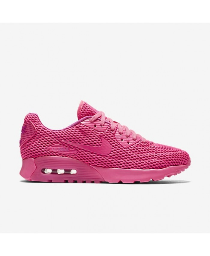 Nike Air Max 90 Ultra Breathe Chaussures Rose