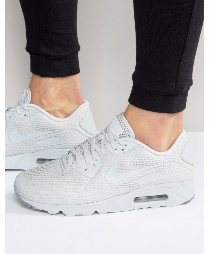 Nike Air Max 90 Ultra Breathe Gris