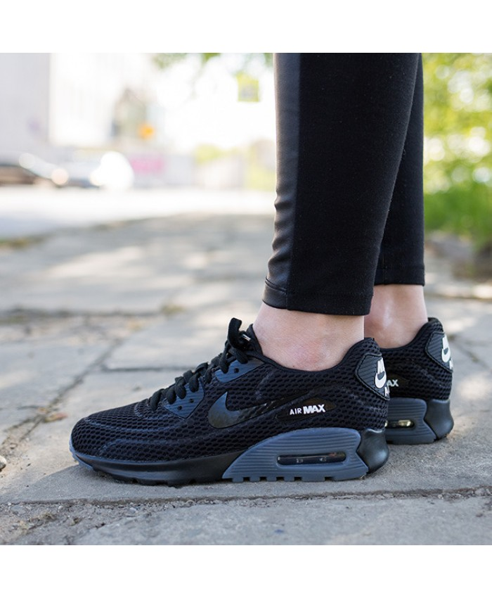 Nike Air Max 90 Ultra Breathe Noir
